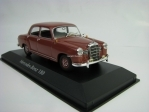 Mercedes-Benz 180 W120 1955 Red 1:43 Maxichamps